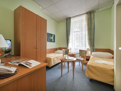 EA Hotel Tosca*** - double room